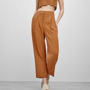 wilfred wide leg slouchy coulettes 🤎🧡